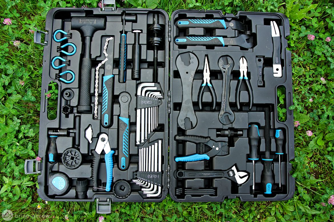 Review: The Pro Toolbox XL Fixes Just About Any Mountain Bike Problem - Singletracks Mountain Bike News