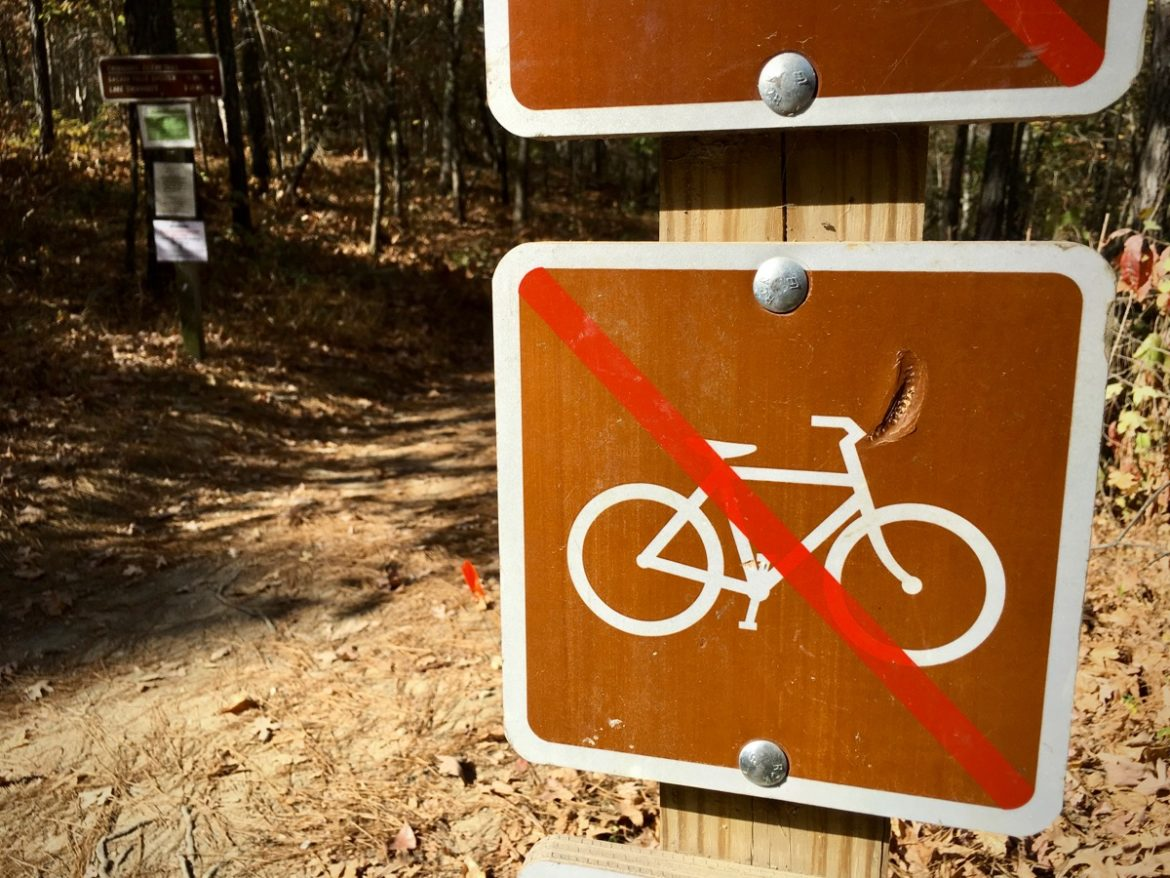 aabeb05b Survey: Should Trails in Wilderness Areas be Open to Mountain Bikes ...