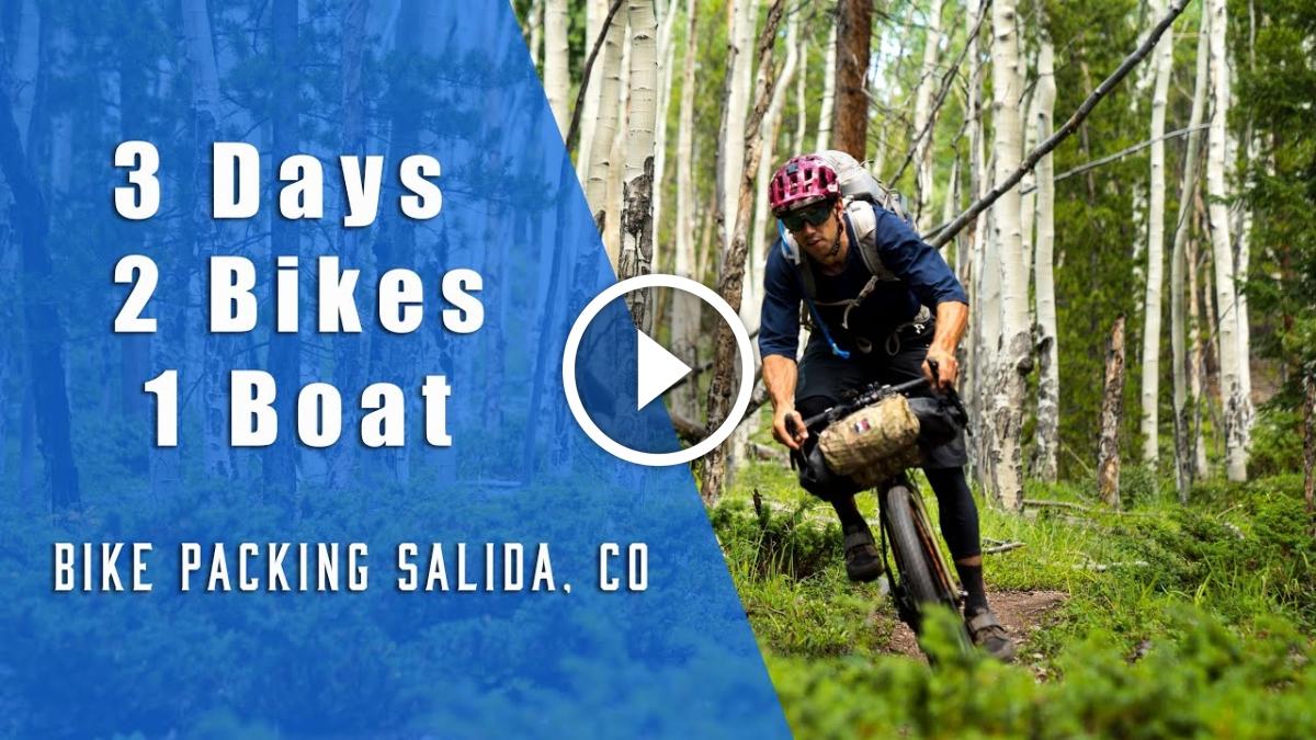 Watch: Bikepacking the Colorado Trail and Fly-Fishing Salida - Singletracks Mountain Bike News