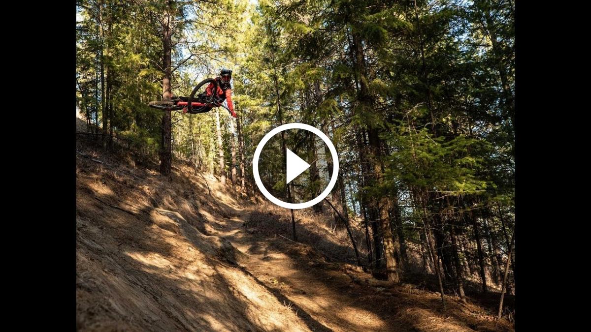 Watch: Dirty Dreams Freeride with Kurt Sorge - Singletracks Mountain Bike News