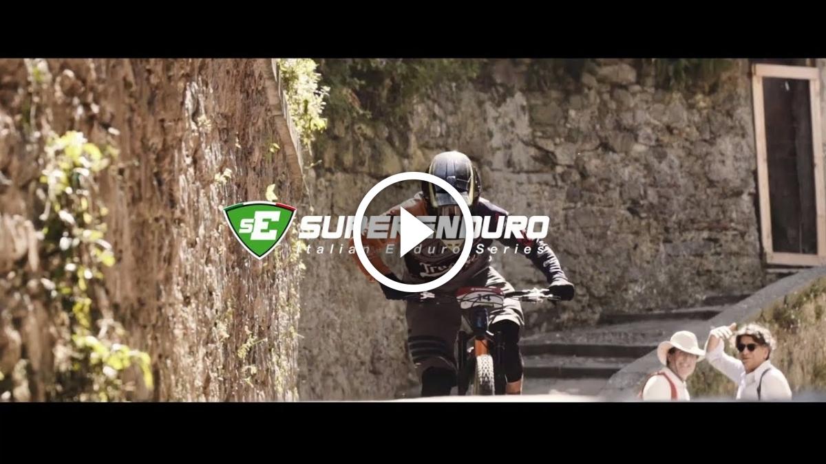 Watch: Lerici Liguria, Italy Superenduro 2019 Course Preview - Singletracks Mountain Bike News