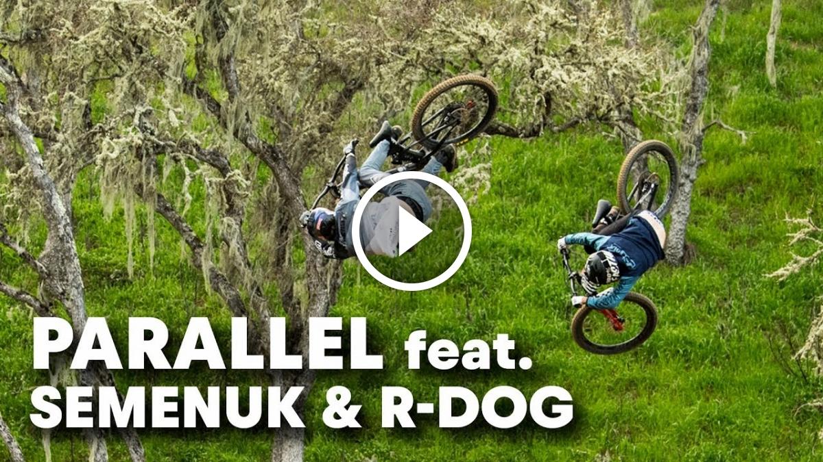 Must Watch: Parallel Featuring Brandon Semenuk and Ryan Howard - Singletracks Mountain Bike News