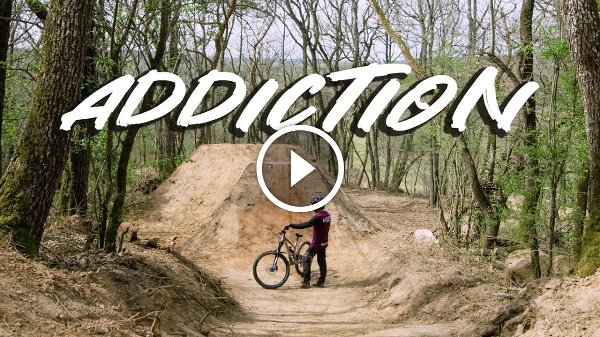 Watch: William Robert - Addiction | presented by ION - Singletracks Mountain Bike News