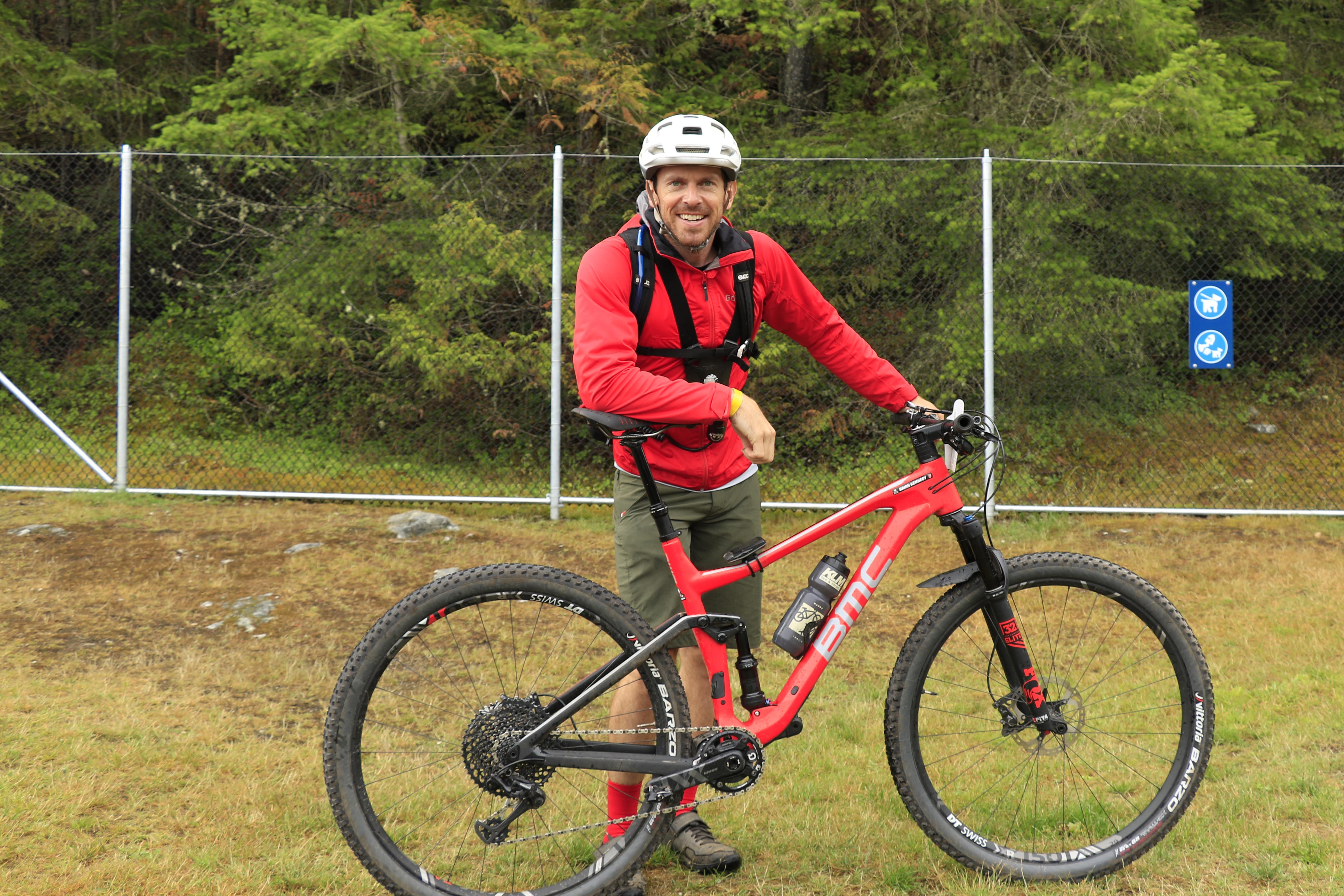 Light, yet Tough: Bike Checks from BC Bike Race