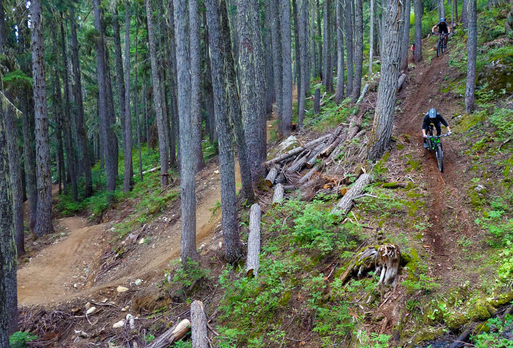 Whistler Trail Build: Midgard and MissFire, Start to Finish in