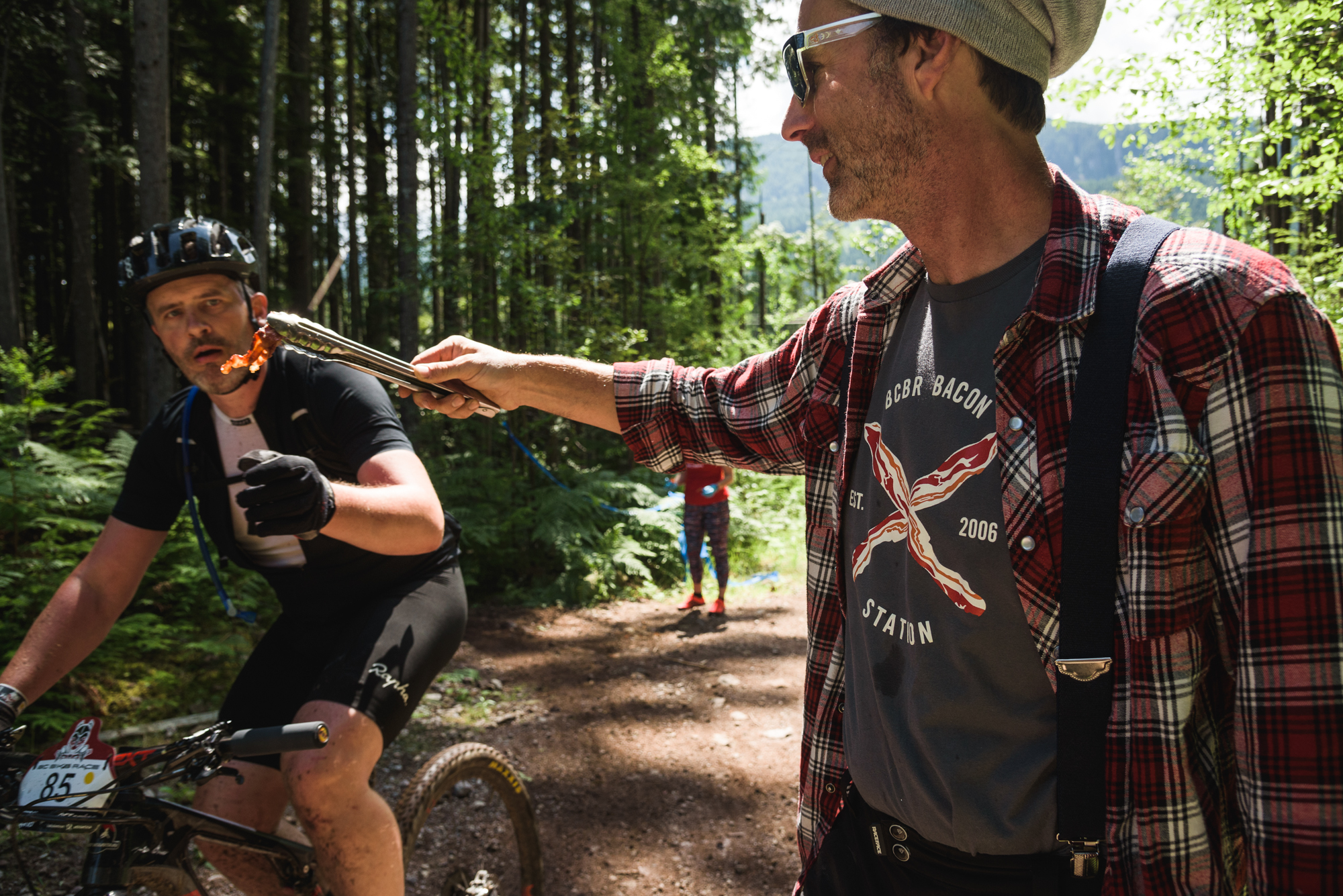 Felix Burke and Katerina Nash Seal the Deal at BC Bike Race with Big Wins - Singletracks Mountain Bike News