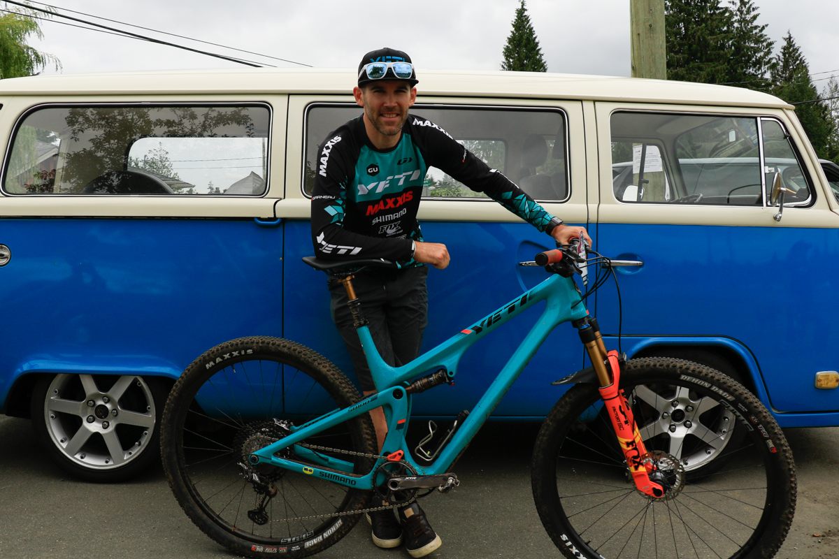 Light, yet Tough: Bike Checks from BC Bike Race - Singletracks