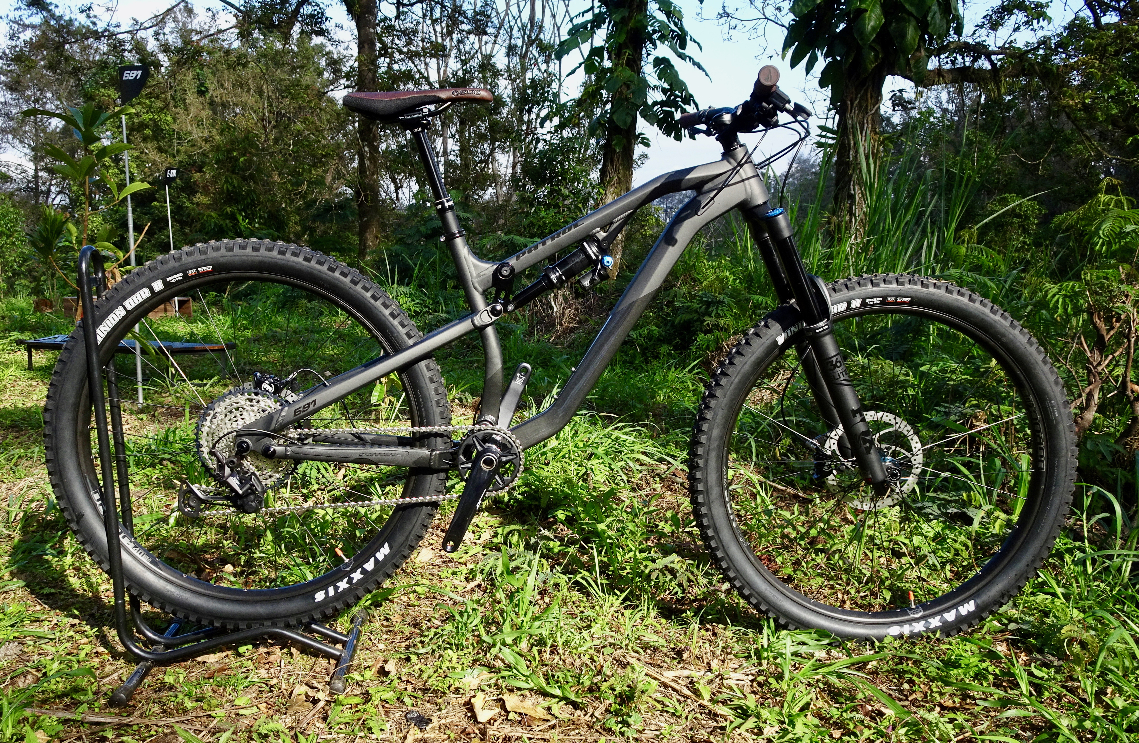 Patrol's New Long-Travel 29er, the 691, Shreds at a Competitive Price [First Ride Review] - Singletracks Mountain Bike News