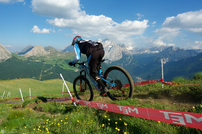 Photo Essay: 50th Enduro World Series Race in Val di Fassa Italy - Singletracks Mountain Bike News