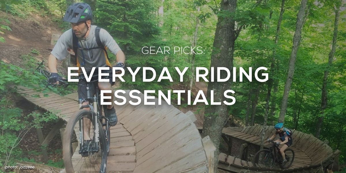 Just Getting Started? Pick Up These Everyday Riding Essentials - Singletracks Mountain Bike News
