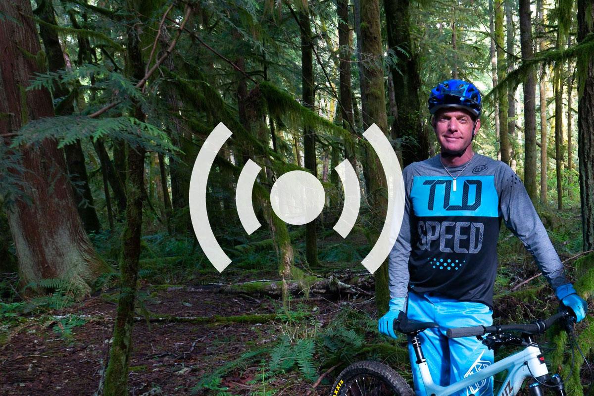 Simon Lawton from Fluidride Talks About the Most Fundamental MTB Skill [Podcast] - Singletracks Mountain Bike News