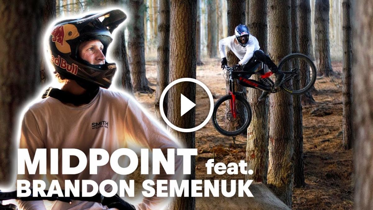 Watch: Finding Flow in New Zealand with Brandon Semenuk - Singletracks Mountain Bike News