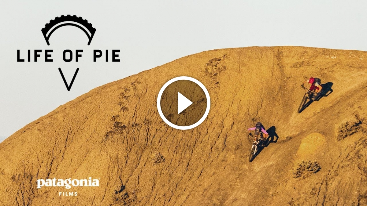 Watch: Life of Pie | Pizza and Mountain Bikes Can Fix Anything - Singletracks Mountain Bike News