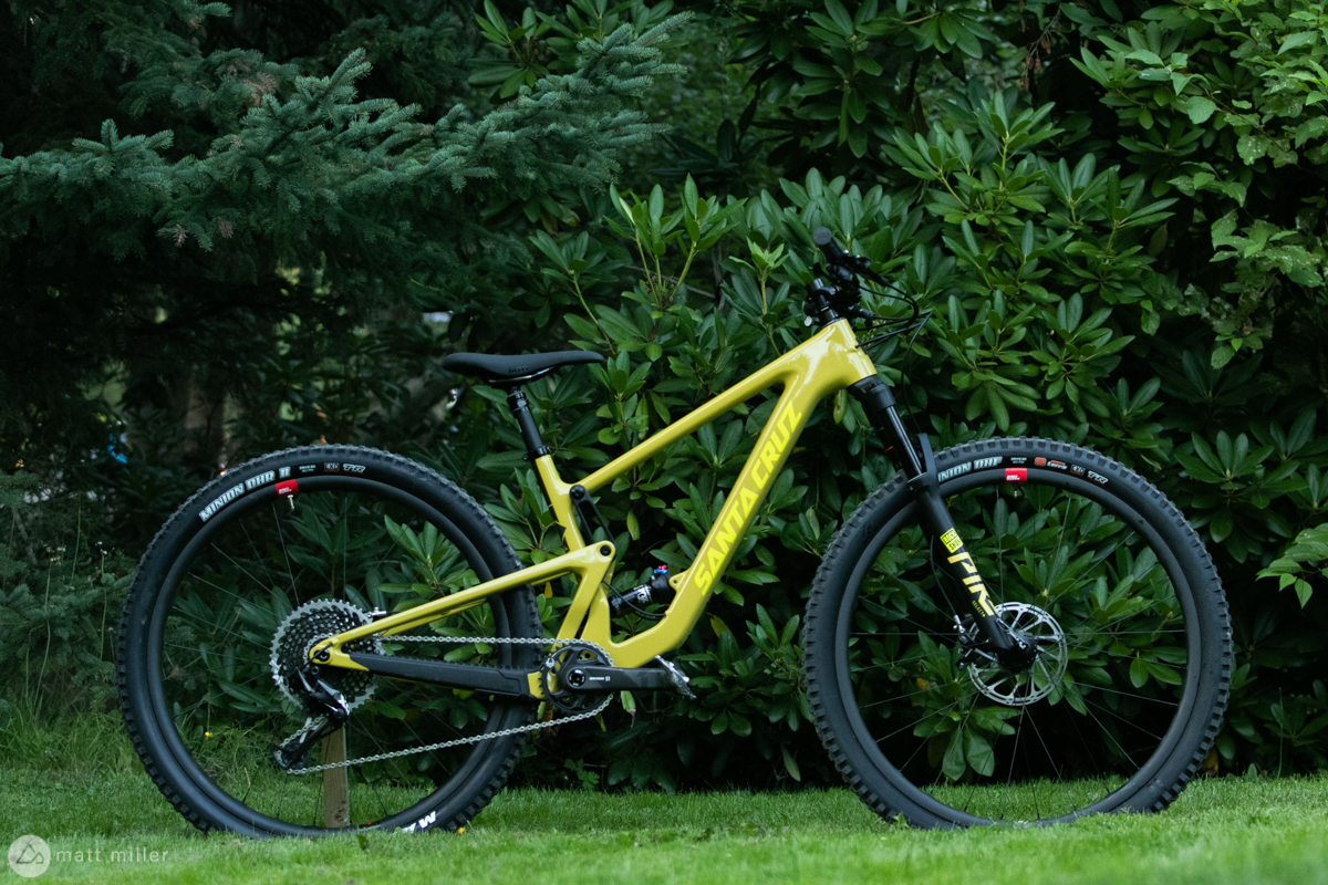 First Ride Review: The 2020 Santa Cruz Tallboy Rethinks Trail Bike Capability - Singletracks Mountain Bike News