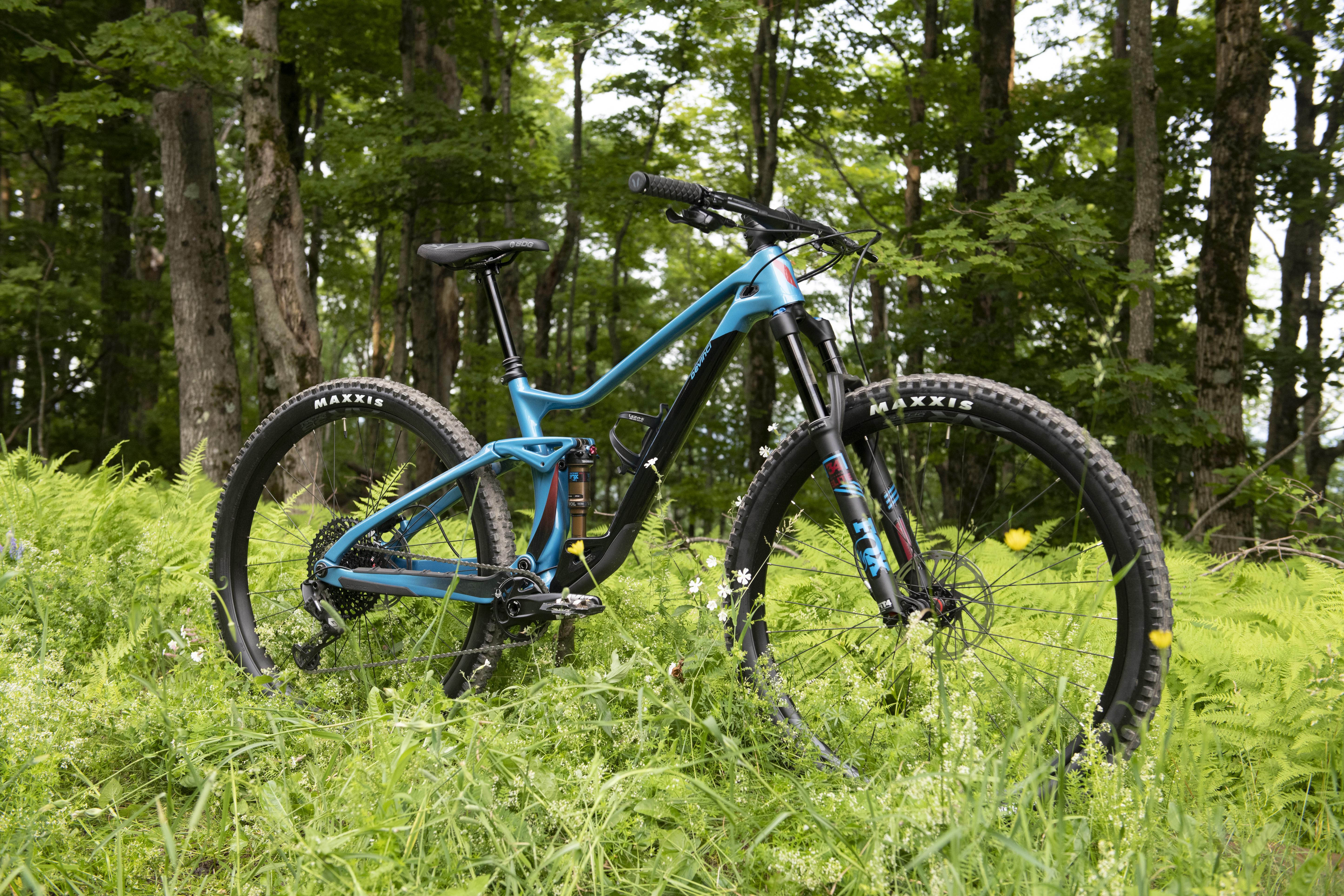 Devinci's Beloved Django Mountain Bike Receives Some Sweet Refinements for 2020 - Singletracks Mountain Bike News