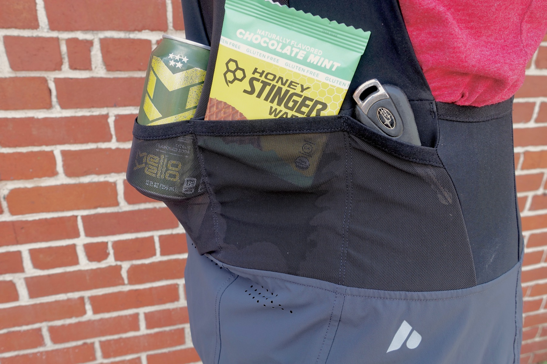 Aussie Grit Ignite Shorts Combine Bib Chamois and Baggy Shorts in One [Review] - Singletracks Mountain Bike News