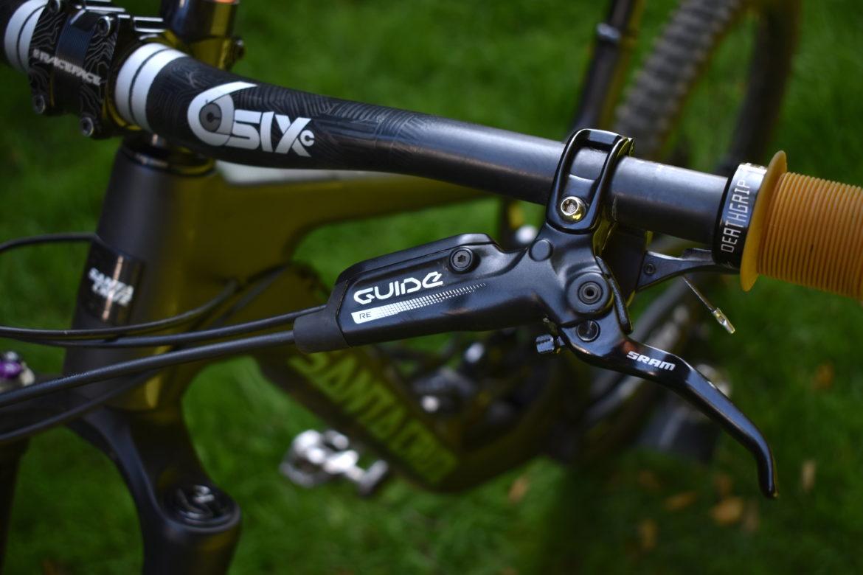 SRAM Guide RE Brakes: More Power for Less $$ - Singletracks Mountain Bike News