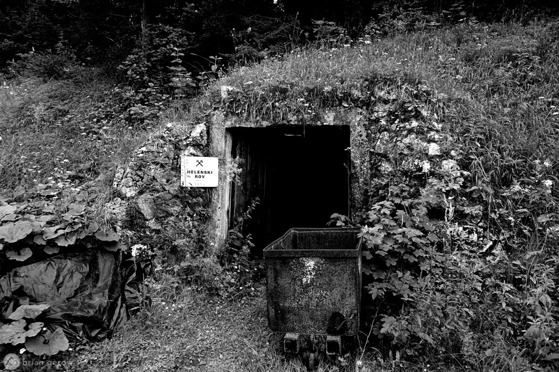 Mountain Biking Through a 2.5km Underground Mine, Plus Trails in Jamnica, Slovenia and Petzen, Austria - Singletracks Mountain Bike News