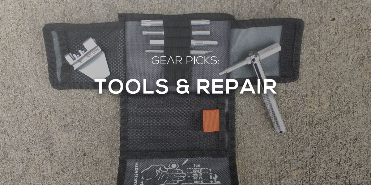 Mountain Bike Tool Picks: Essentials, Stash Tools, and Trail Building Gear - Singletracks Mountain Bike News