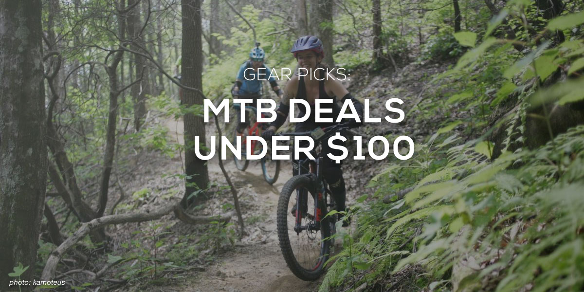 Mountain Bike Picks Under $100: A $10 Floor Pump, 40% off Big Bear Lift Tickets, and New XT Brakes - Singletracks Mountain Bike News