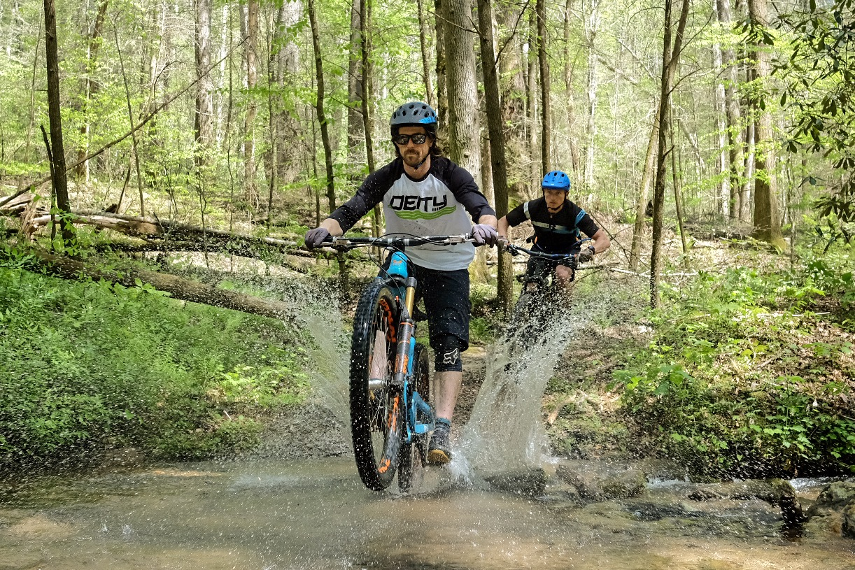 Experience the Best of Georgia Mountain Biking at Mulberry Gap Getaway - Singletracks Mountain Bike News
