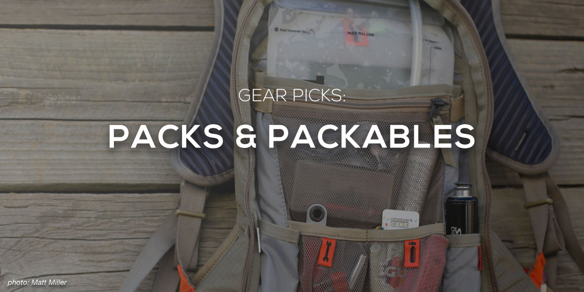 Mountain Bike Packs and Our Packable Picks - Singletracks Mountain Bike News