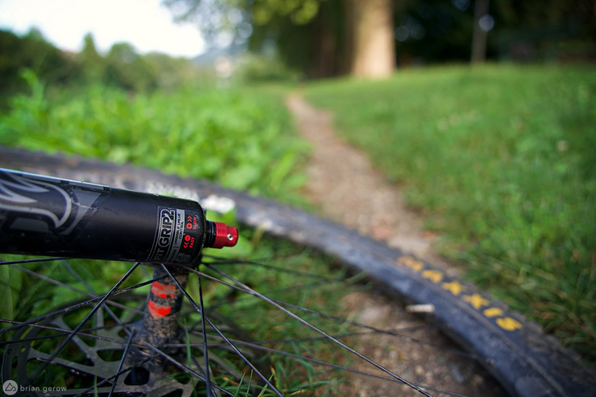 What's With This Other Rebound Knob on my New Mountain Bike Fork? Set Up and Ride Tips for High and Low Speed Rebound - Singletracks Mountain Bike News