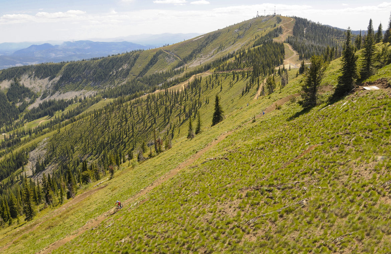 A Panhandle Mountain Bike Ramble in the Land of Famous Potatoes - Singletracks Mountain Bike News