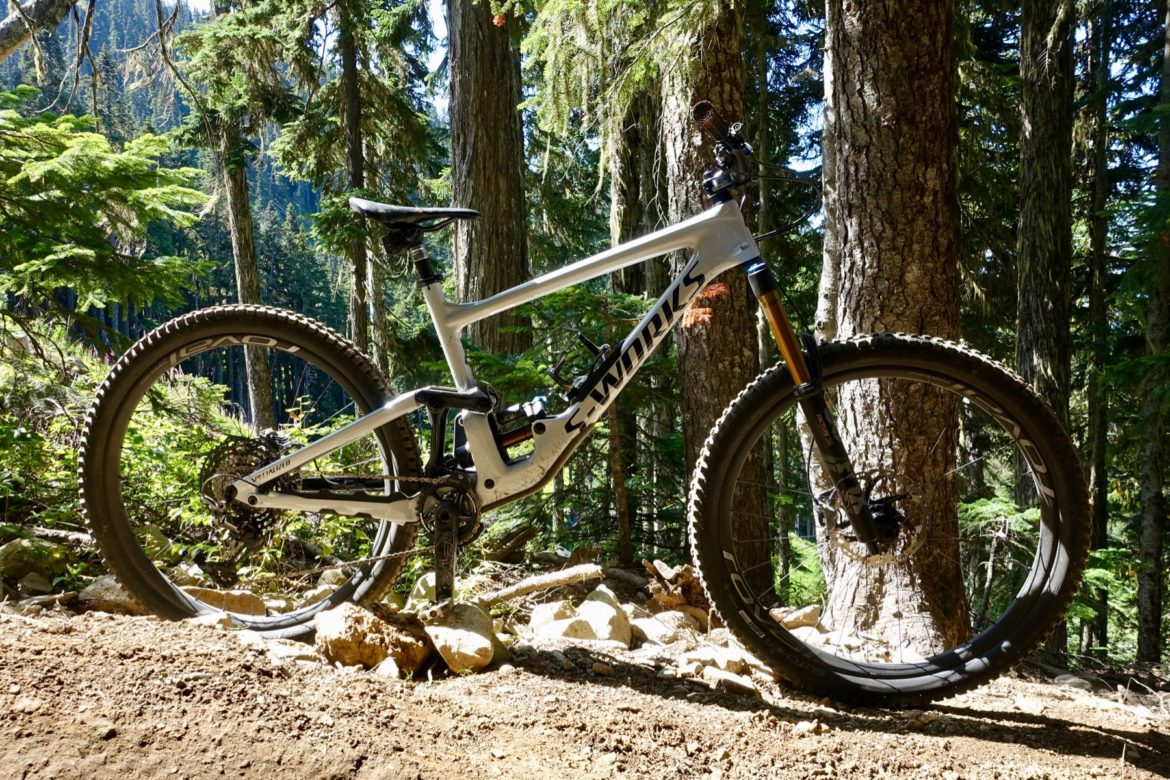 2020 Specialized Enduro First Ride Review - Singletracks