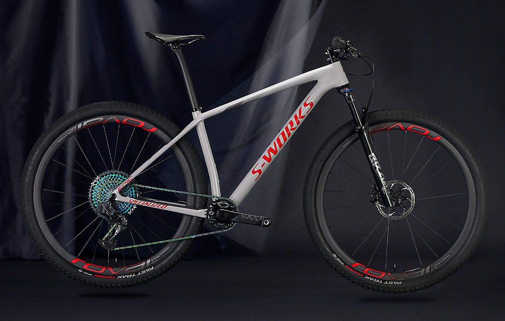 Specialized Says the New Epic is the Lightest (Production, Hardtail) Mountain Bike on Earth - Singletracks Mountain Bike News