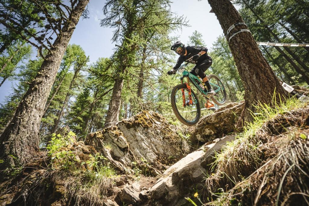 Orbea Enduro Team Shredder, Vid Persak, is Slovenia's Rippin' Trail Magician - Singletracks Mountain Bike News