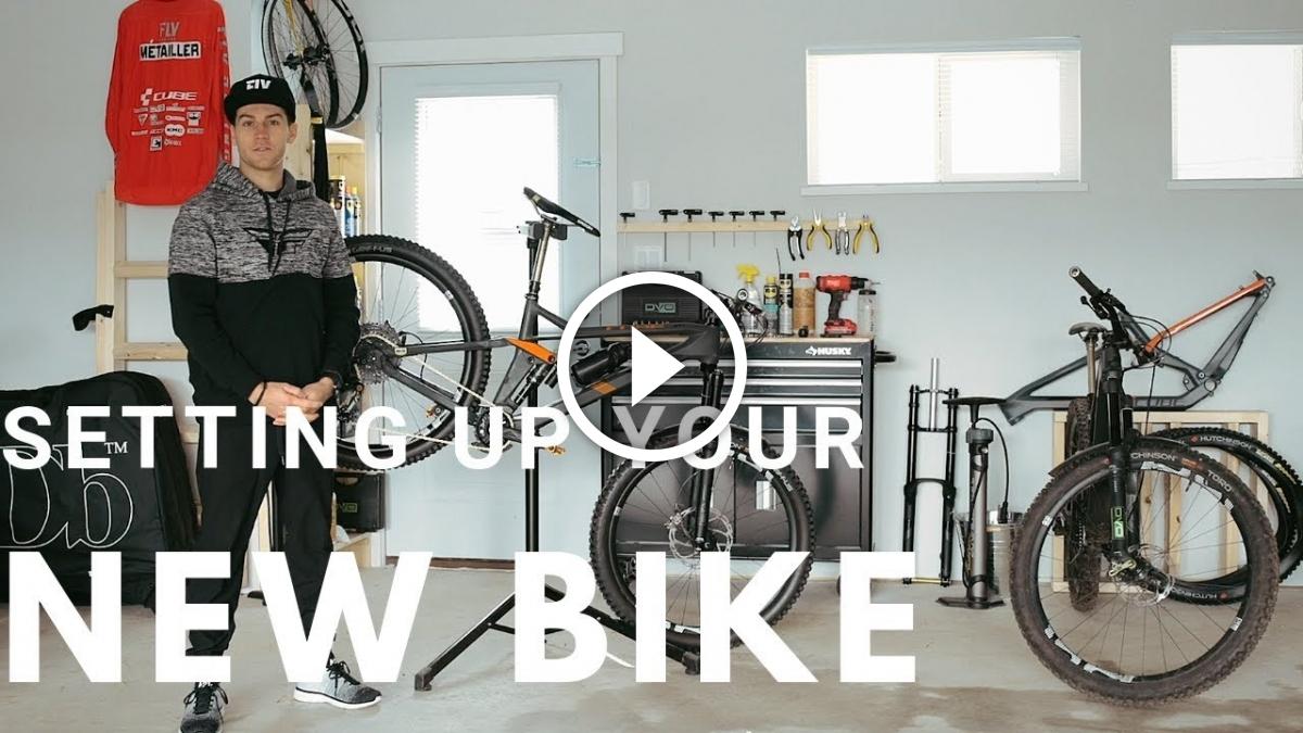 Watch: New Moutain Bike Setup - 10 Essential Steps - Singletracks Mountain Bike News