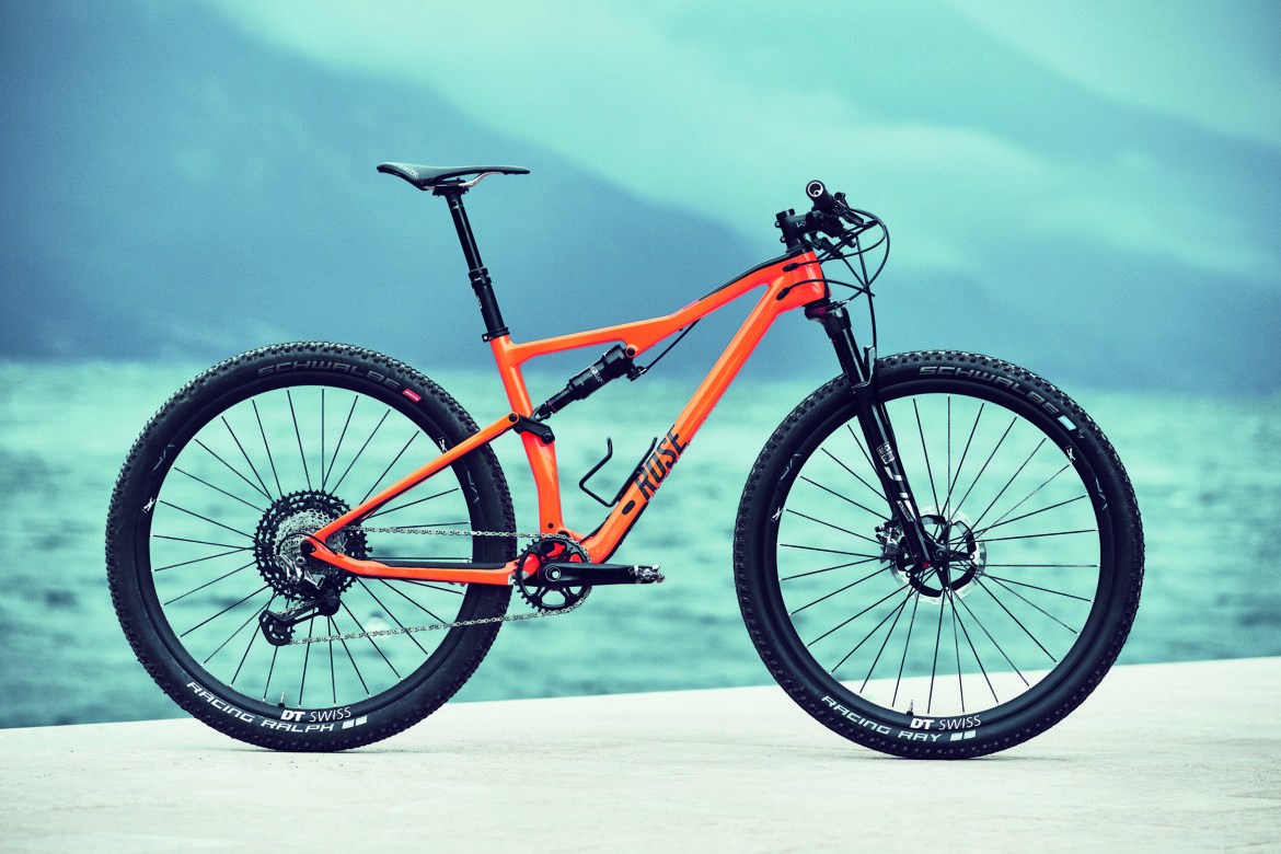 The Rose Thrill Hill is the Latest in Aggressive XC Mountain Bikes - Singletracks Mountain Bike News