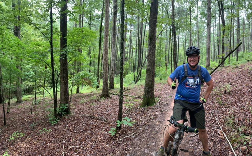Trent's Story: One Rider's Journey Back To Mountain Biking After A Serious MTB Injury - Singletracks Mountain Bike News