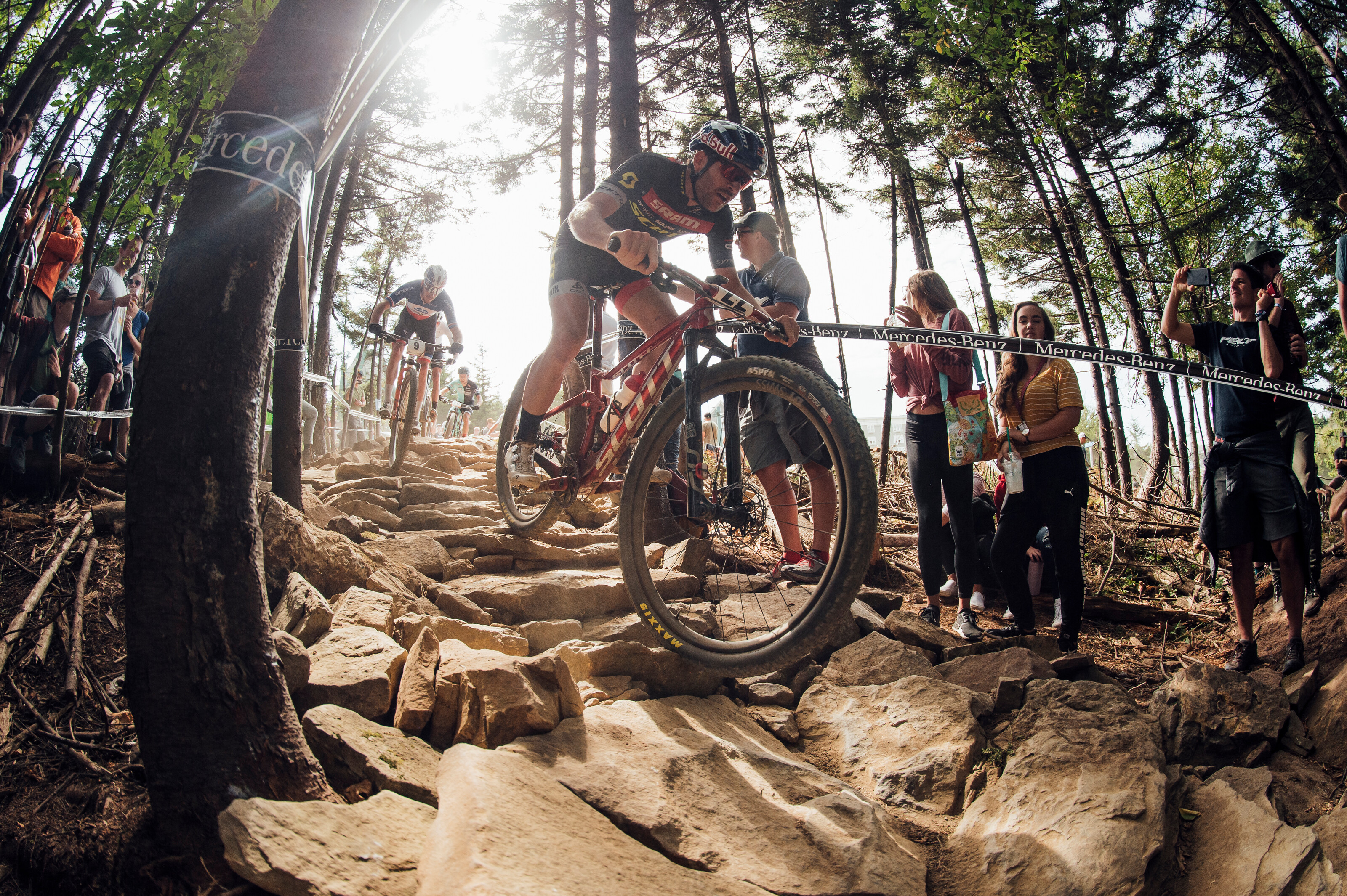 IMBA's Newest Bronze Ride Center Hosts the First US World Cup MTB Stop in a While - Singletracks Mountain Bike News