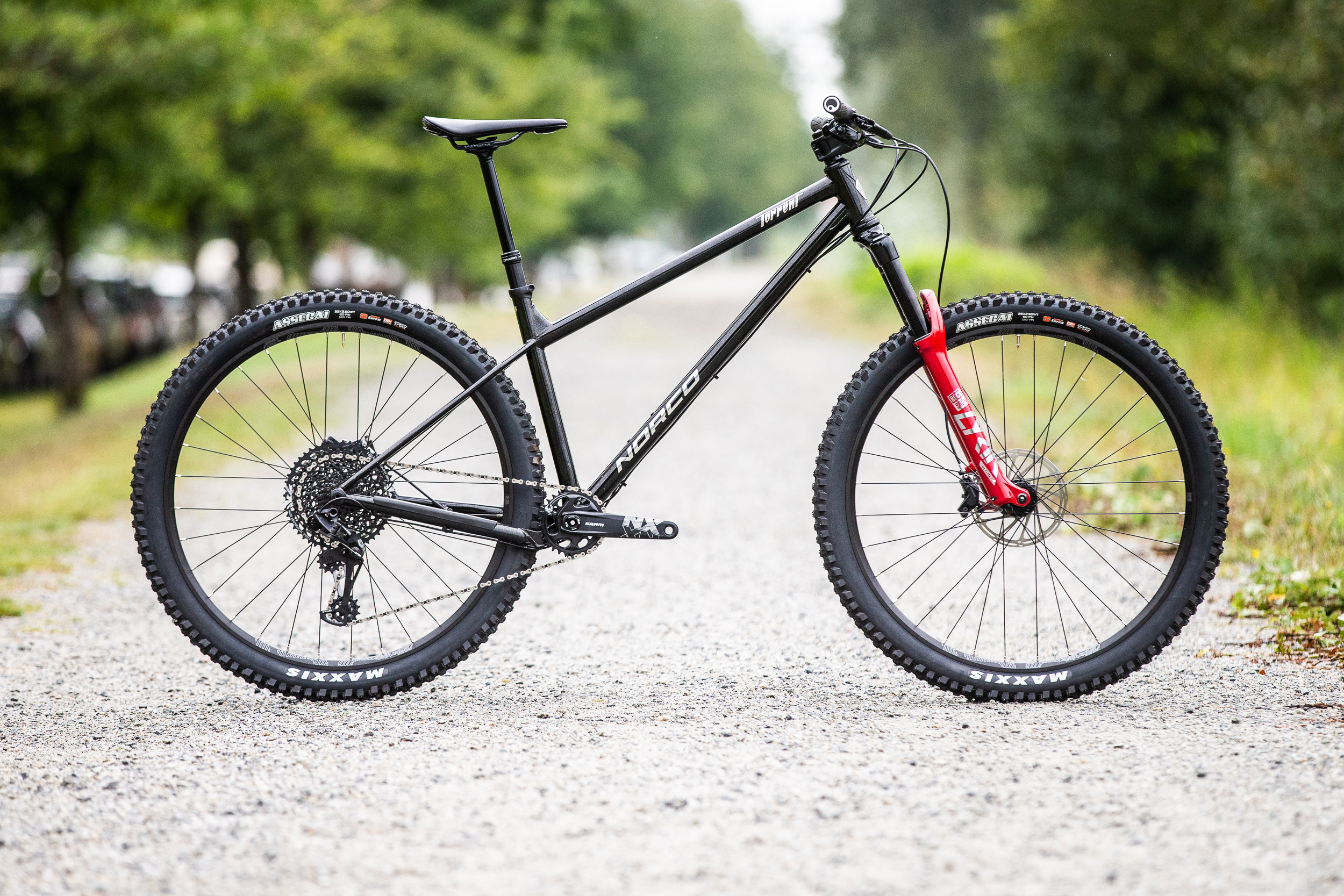 The Norco Torrent Hardtail now Comes in Steel - Singletracks Mountain Bike News