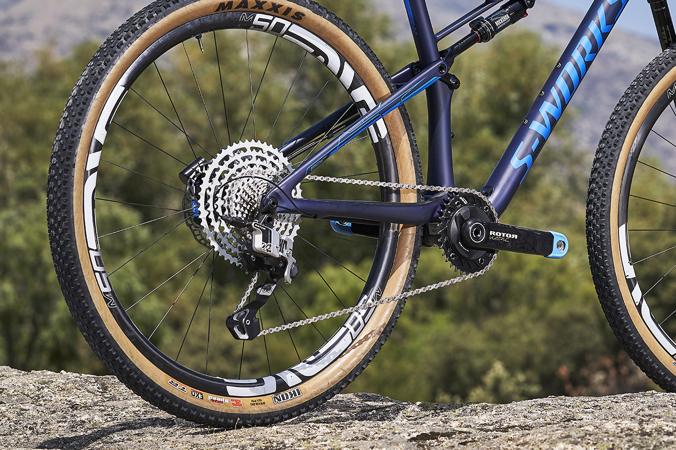 The ROTOR 13-speed Hydraulic MTB Drivetrain is Designed for Reliability, Available Soon - Singletracks Mountain Bike News