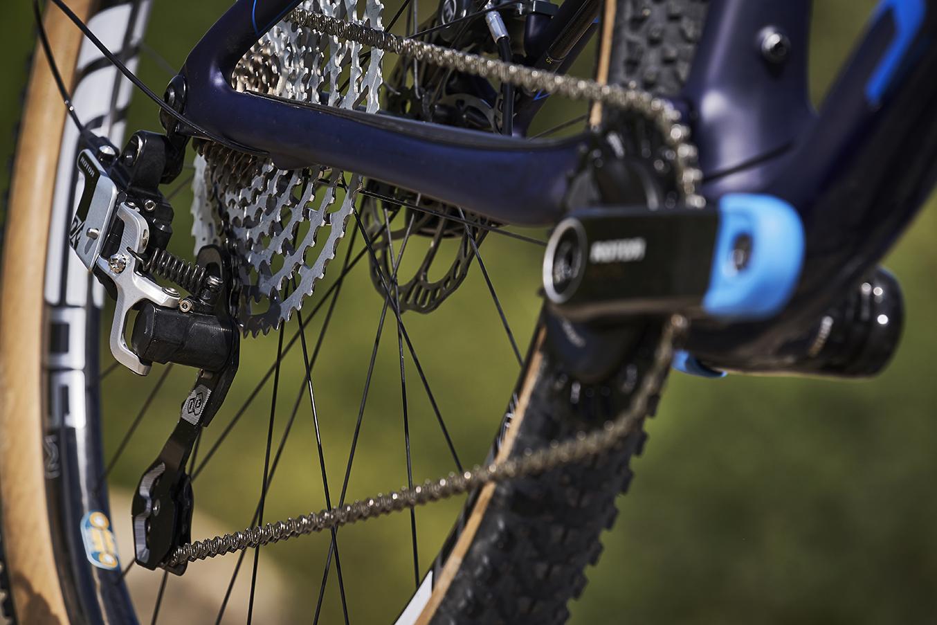 The ROTOR 13-speed Hydraulic MTB Drivetrain is Designed for Reliability, Available Soon - Singletracks Mountain Bike News