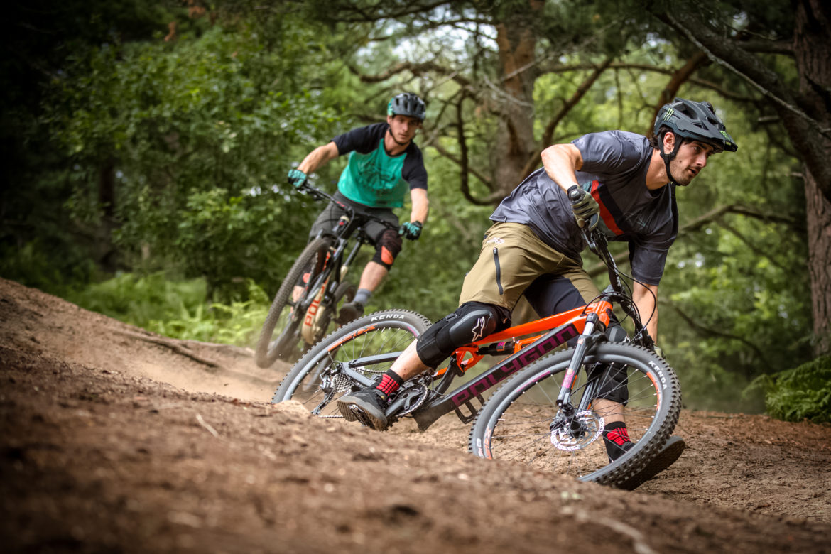 New Polygon Siskiu D is a Modern Trail Bikes That's Affordable and Accessible - Singletracks Mountain Bike News