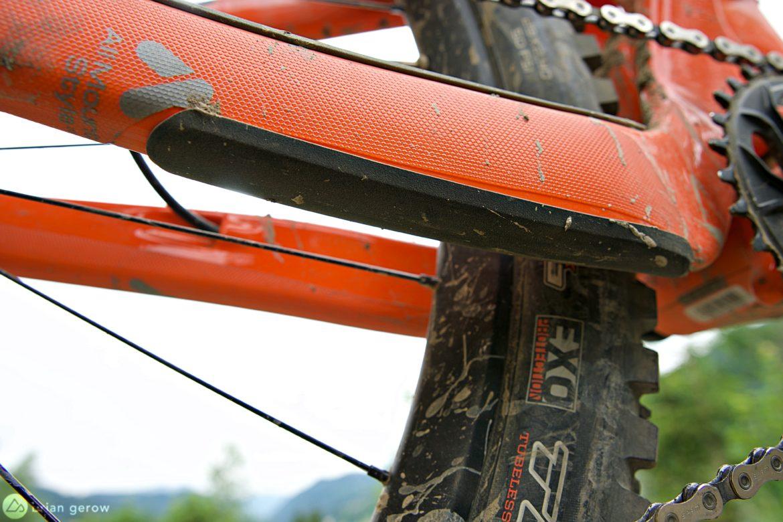 Bike Armor Chainstay shield carbon  each
