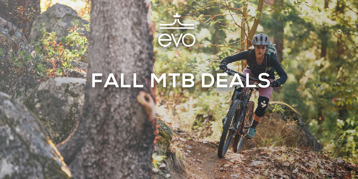 evo Fall Mountain Bike Deals: Bikes, Clothing, and Protection - Singletracks Mountain Bike News