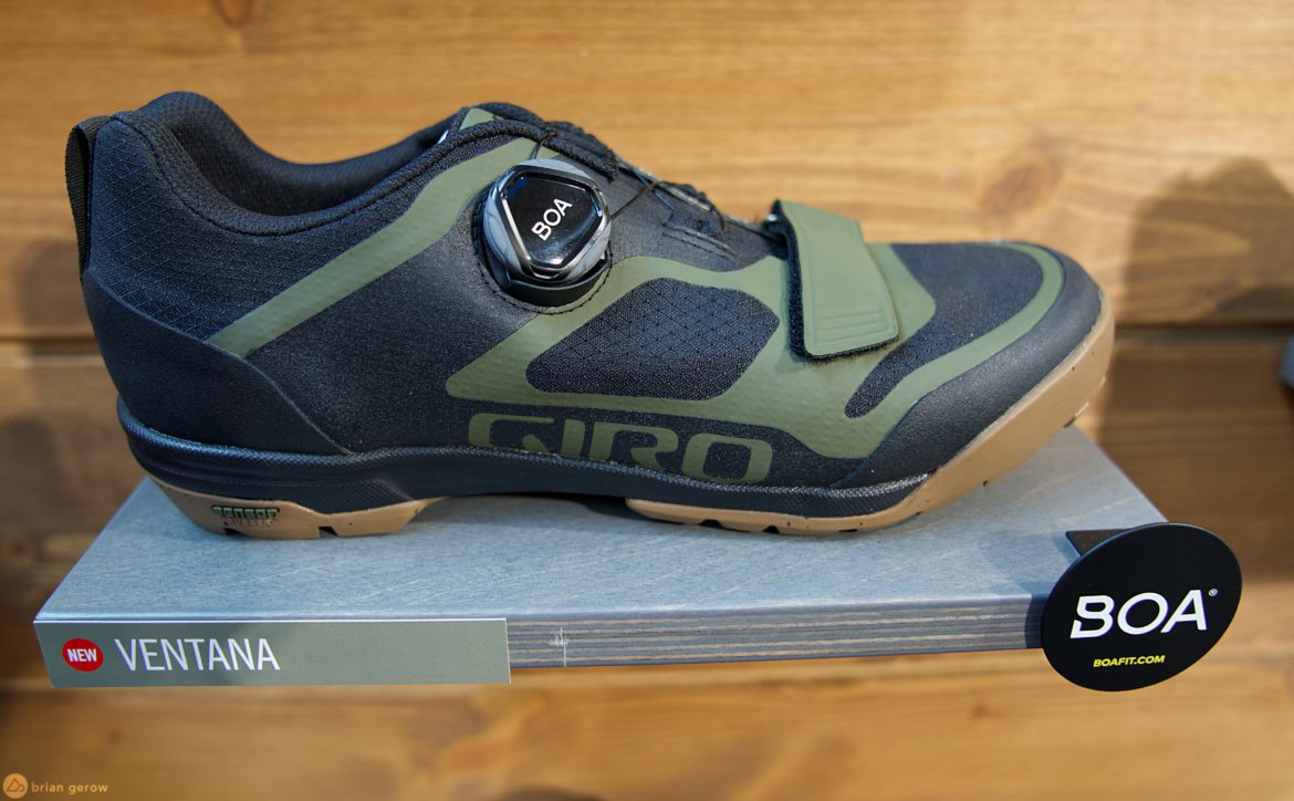 giro shoe outer