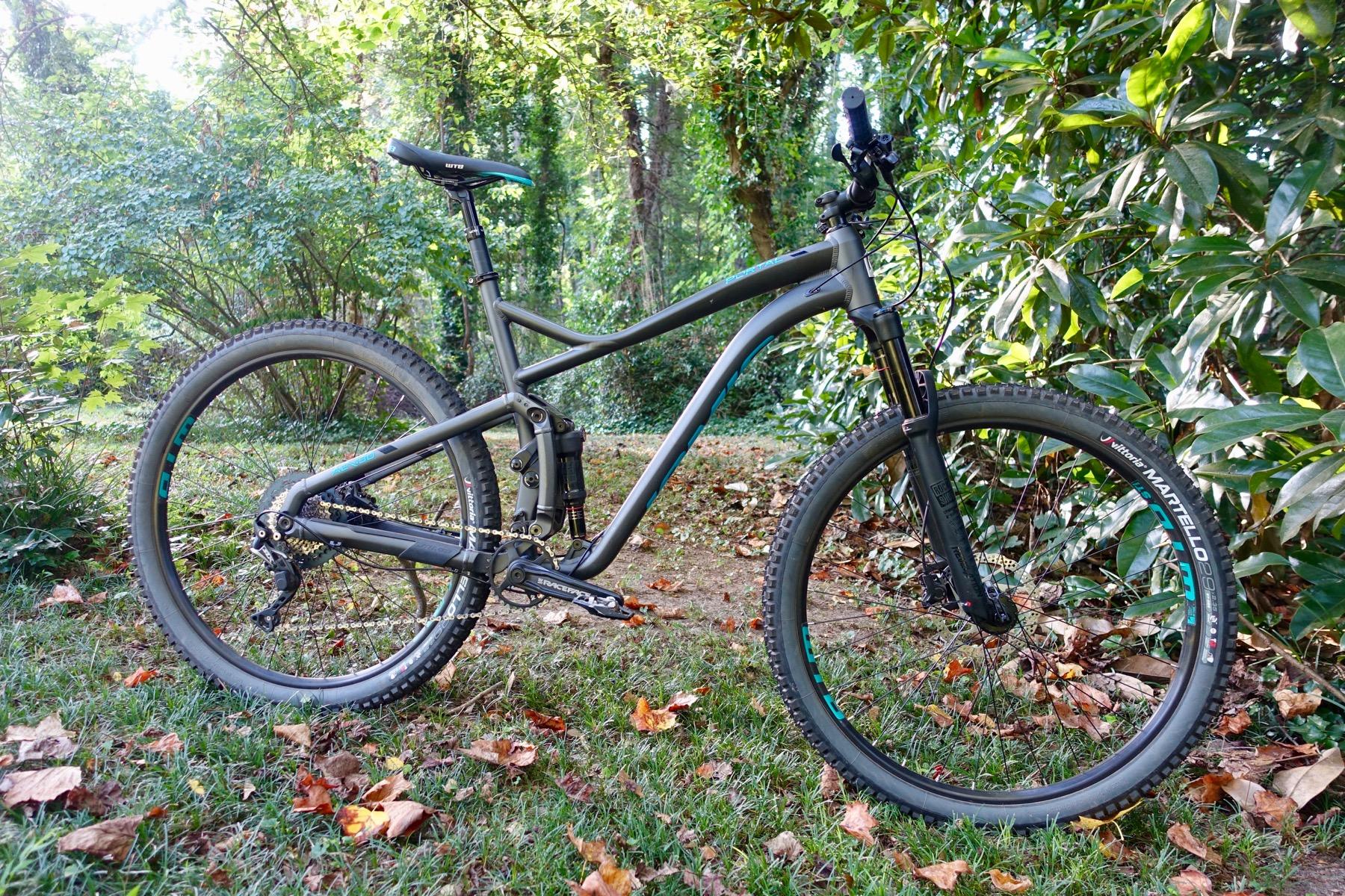 Jamis Portal A2 Trail Bike Review: A Dialed, $3,000 Full Suspension Mountain Bike - Singletracks Mountain Bike News