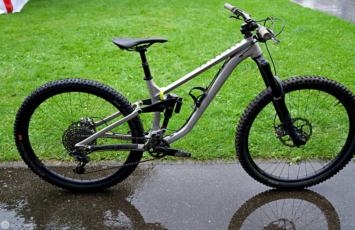 The UK's Privateer Bikes is Designing a New Frame Around True EWS-Level Use and Abuse - Singletracks Mountain Bike News