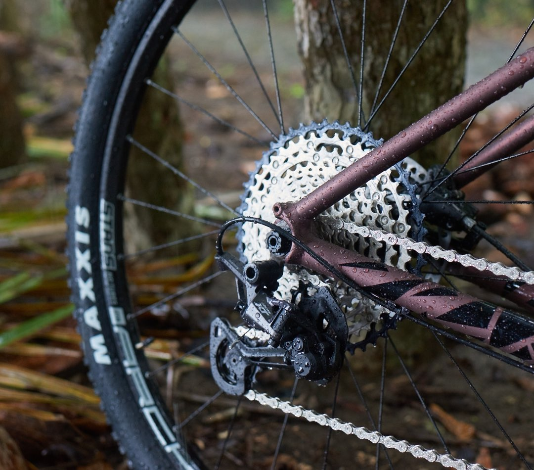 VAAST Brand Launches with Mountain Bike Made from Allite Super Magnesium - Singletracks Mountain Bike News
