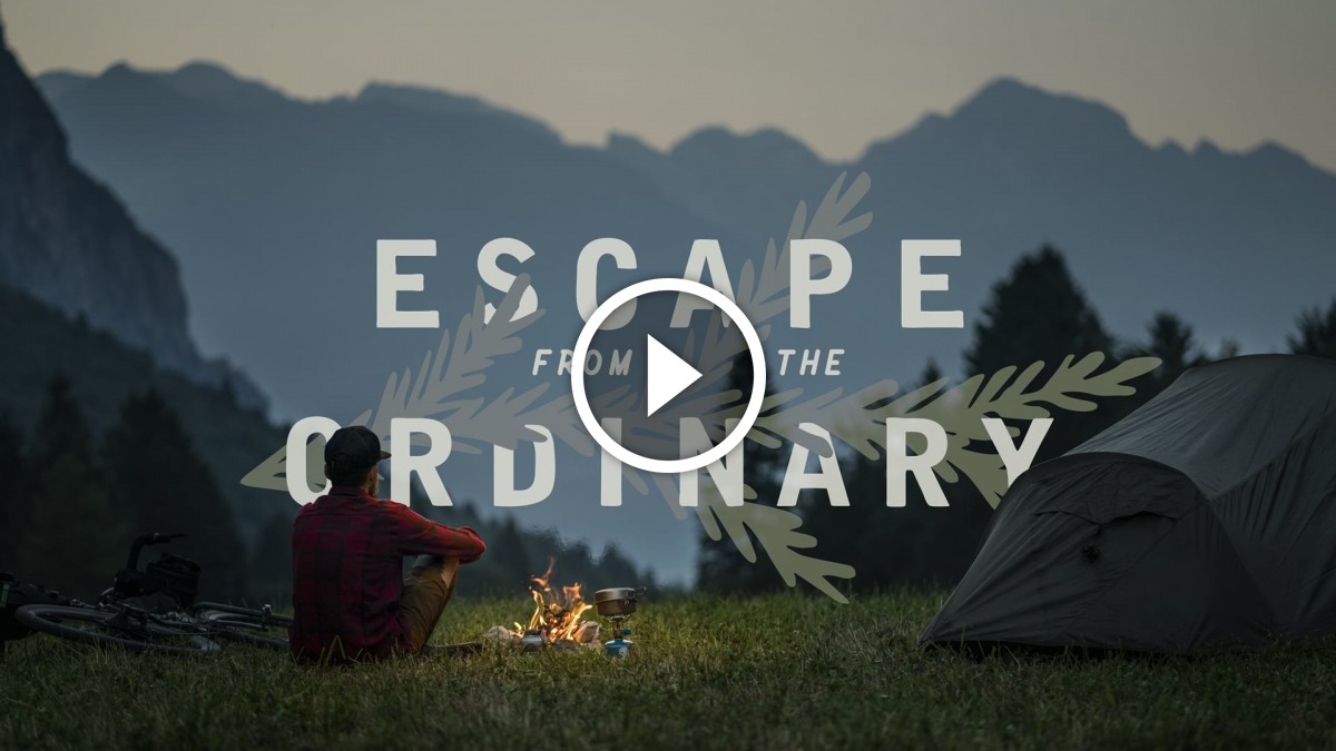 Watch: Escape From the Ordinary - Get Inspired to Take a Quick, Overnight Escape - Singletracks Mountain Bike News