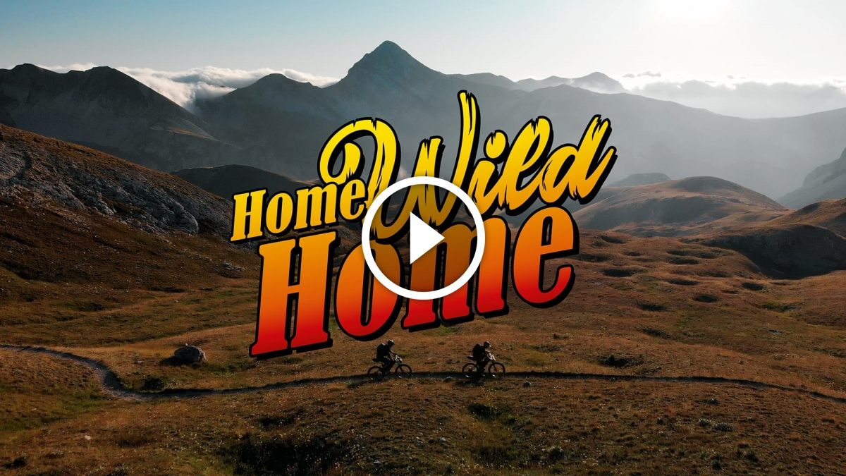 Watch: Home Wild Home, a Bikepacking Film Shot in the Apennine Mountains of Italy - Singletracks Mountain Bike News