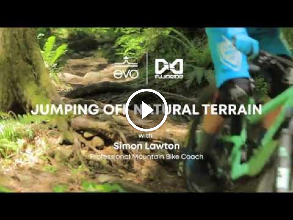 Watch: How to Jump Off Natural Terrain [MTB Skills] - Singletracks Mountain Bike News