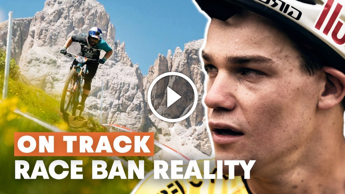 Watch: The Honest Truth about Competitive Bans in Enduro - Singletracks Mountain Bike News
