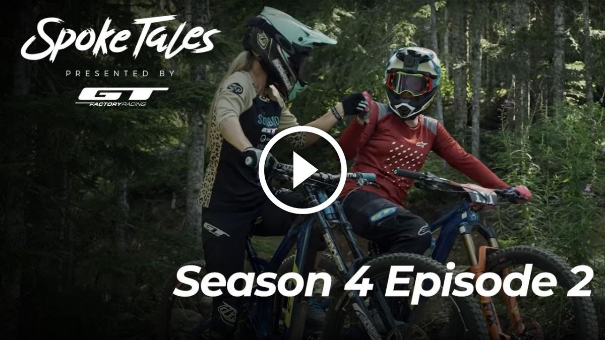 Watch: One Week In Paradise - GT Athletes Take on Crankworx, Whistler - Singletracks Mountain Bike News